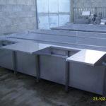 Vasca di lavaggio ortaggi